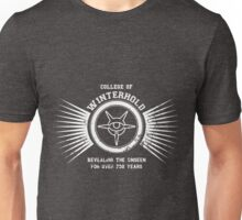College of Winterhold - Jersey Style #3 Unisex T-Shirt