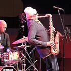 Charles Lloyd Leans into Jazz by Sandra Gray