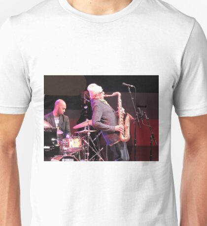 Charles Lloyd Leans into Jazz T-Shirt