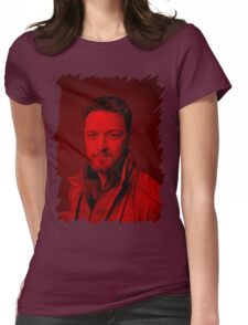 James McAvoy - Celebrity Womens Fitted T-Shirt