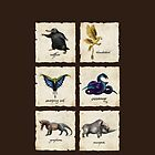 Fantastical Creatures by aerosokglt