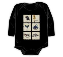 Fantastical Creatures One Piece - Long Sleeve