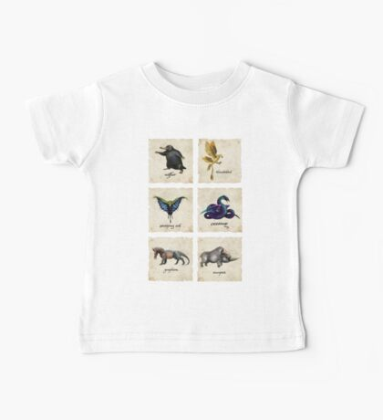 Fantastical Creatures Baby Tee