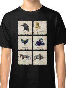 Fantastical Creatures Classic T-Shirt