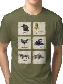 Fantastical Creatures Tri-blend T-Shirt