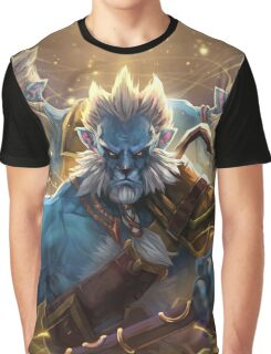 Azwraith - Phantom Lancer Graphic T-Shirt