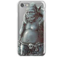 Ogre iPhone Case/Skin