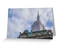 Empire State Building | New York City, New York Greeting Card