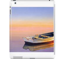 Golden Twilight iPad Case/Skin