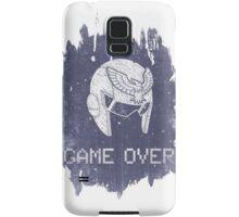 Game Over Captain Falcon Samsung Galaxy Case/Skin