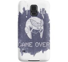 Game Over Captain Falcon Samsung Galaxy Case/Skin