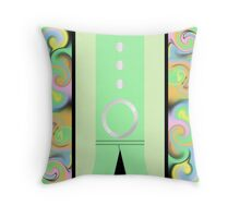 Jersey Surf 2013 (Baritones and Euphoniums) Throw Pillow