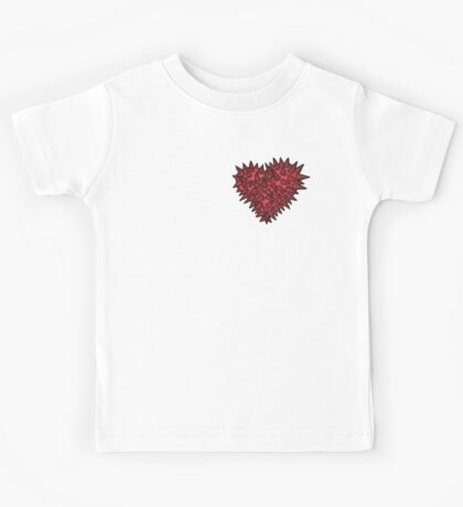 Prickly Heart for the Emos Kids Tee