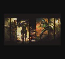 League of Legends Commando Skins T-Shirt