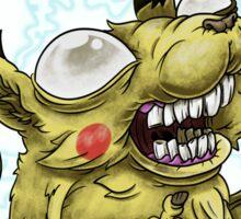 Pikachew Sticker