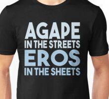 Agape Eros Unisex T-Shirt