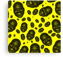 Shaq Attack w Canvas Print