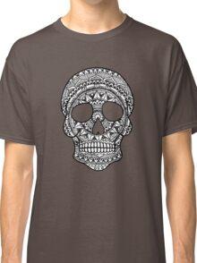 Mandala Skull Classic T-Shirt