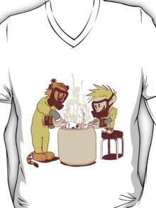 (Dis)solving the Matter T-Shirt