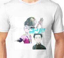 Yuri on Ice!! Dream never ends!Fan Combination 4 Unisex T-Shirt
