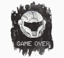 Game Over Samus by Mega Wizard