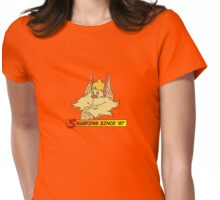 Snarfing since '87 (Thundercats Snarf) Womens Fitted T-Shirt