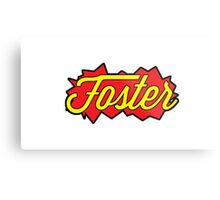Foster (Bang Bang) Metal Print