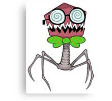 Doctor Phage II Canvas Print