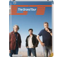 Grand Tour iPad Case/Skin
