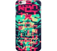 Priority Gordian Interrupt N°2-Glitch iPhone Case/Skin