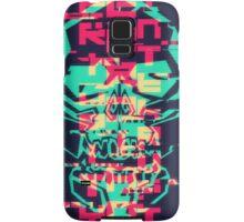 Priority Gordian Interrupt N°2-Glitch Samsung Galaxy Case/Skin
