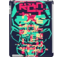 Priority Gordian Interrupt N°2-Glitch iPad Case/Skin