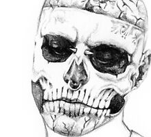 Zombie Boy by quadrivium