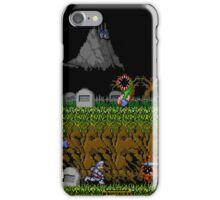 Ghosts and Goblins Scenery iPhone Case/Skin