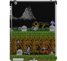 Ghosts and Goblins Scenery iPad Case/Skin