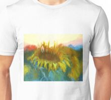 Sunflower Glow  Unisex T-Shirt
