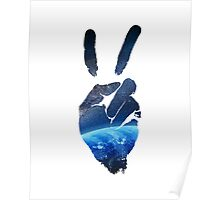 have a peace in my universe playboy  Poster