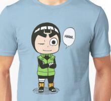 rock lee naruto Unisex T-Shirt