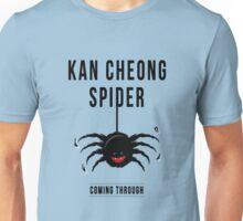 Kan Cheong Spider Unisex T-Shirt