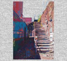 Stairs of Saturation Kids Tee