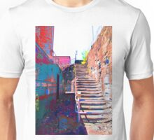 Stairs of Saturation Unisex T-Shirt