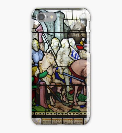 The Idylls Of The King iPhone Case/Skin