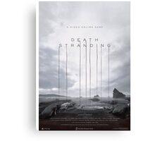 Death Stranding Canvas Print