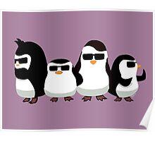 Penguins of Madagascar Poster