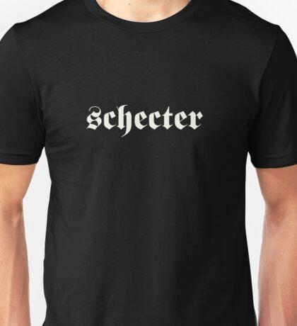 Vintage Schecter Unisex T-Shirt