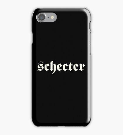 Vintage Schecter iPhone Case/Skin
