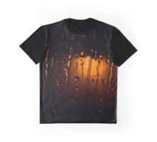 Droplets Graphic T-Shirt