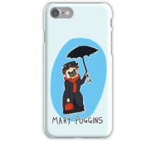 Mary Puggins iPhone Case/Skin