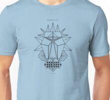 HYYDRØ.PLAST: MODEL B-0241 Unisex T-Shirt