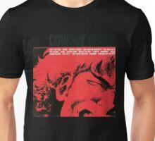 Cowboy Bebop Seatbelts album cover Unisex T-Shirt